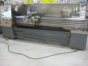 "Maxturn (Colchester Style) 18"" X 80"" Lathe with 3-1/8"" Bore"