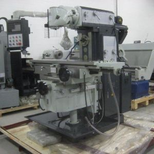 Powermill model rum-1600H universal milling machines with overarm