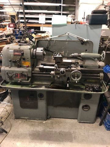 Colchester Student Engine Lathe